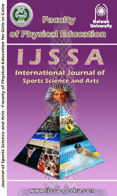 International Journal of Sports Science and Arts